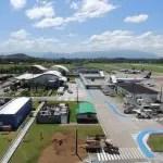 Aeroporto de Joinville completa 44 anos de operações