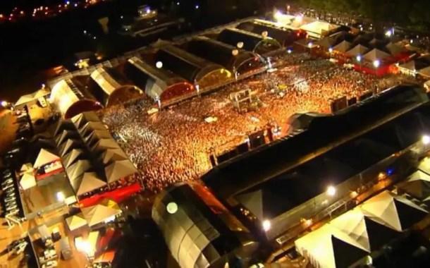 Caldas Novas espera 300 mil visitantes para festival de música