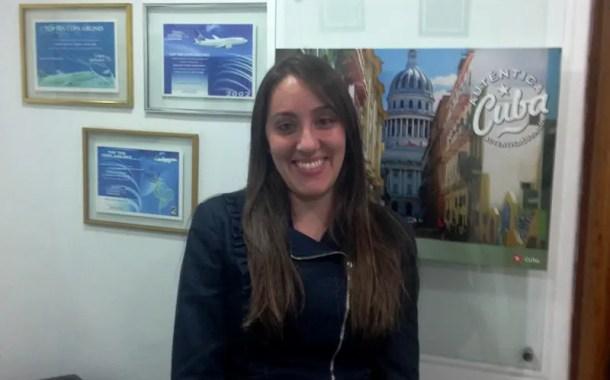 Daniela Duregger, da Sanchattour, fala ao DIÁRIO