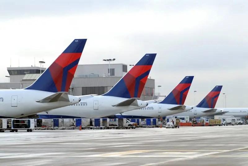 Delta é eleita melhor companhia dos EUA pelo sexto ano
