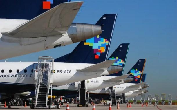 Azul contrata 170 profissionais para várias regiões do país