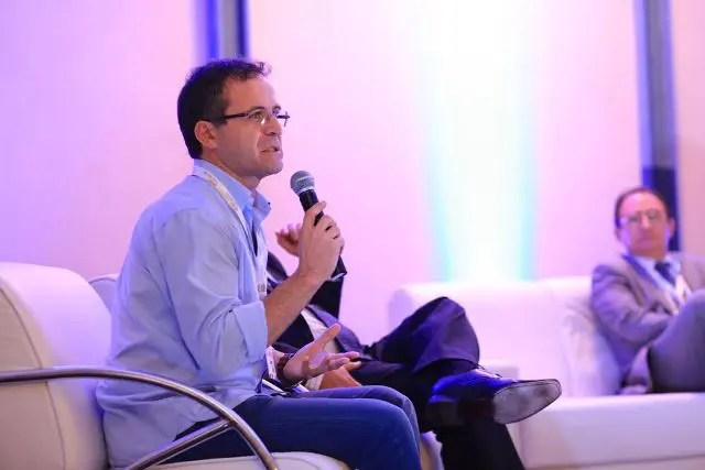 Luigi Rotunno fala sobreinovação tecnológica noShow Tour, em Porto Seguro