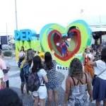 Espaço Pernambuco faz sucesso na Praia do Leme, no Rio de Janeiro