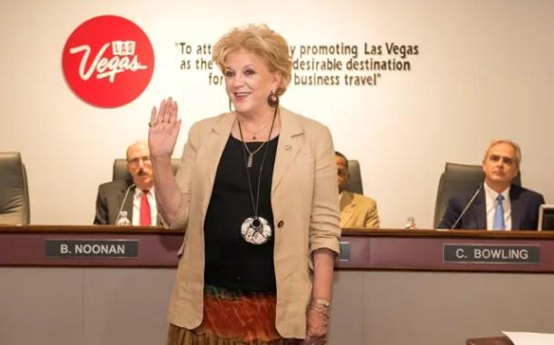 Prefeita de Las Vegas é nomeada membro do Conselho de Diretores da LVCVA