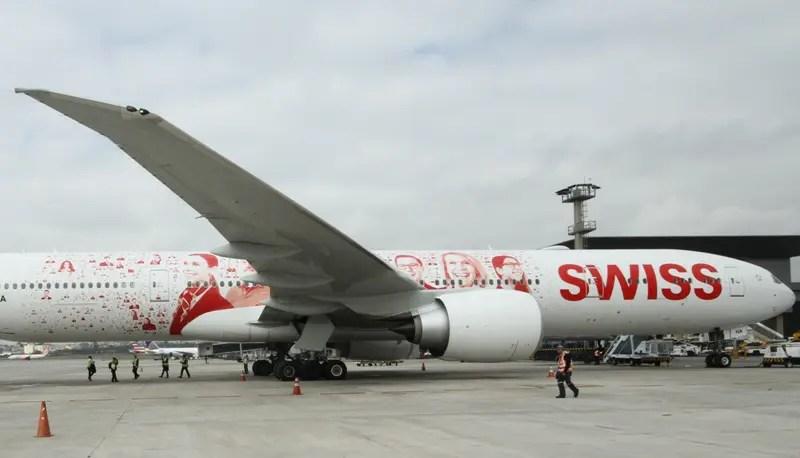 Swiss tem passagens para a Europa a US$ 699 neste final de semana