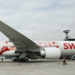 SWISS bate recorde em volume de passageiros