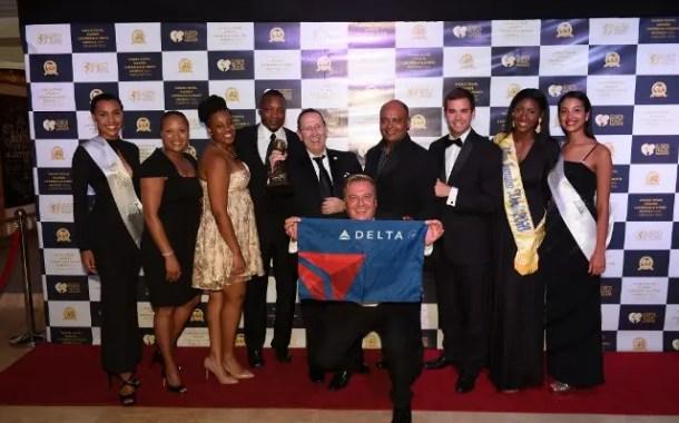 Delta Air Lines fatura prêmios no 23º WTA Gala Ceremony