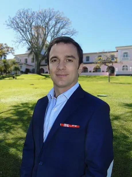 Tiago Sarmento é o novo gerente geral do Belmond Hotel das Cataratas