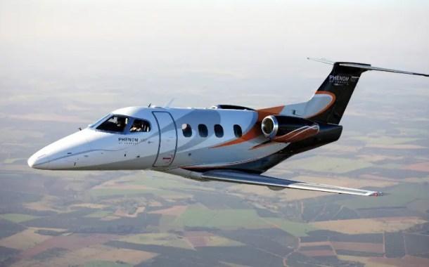 Embraer vai vender jatos E-190 para empresas chinesas