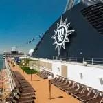 """MSC é reconhecida como """"Melhor companhia marítima para vida noturna"""""""