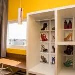 Sapatos é o tema da nova unidade Ibis Styles, em Birigui