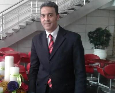 Tony Caldeira, gerente geral do Grand Mercure Belém (Foto: DT)