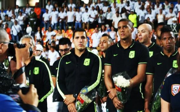 DIÁRIO participa das homenagens às vítimas, em Medellín, econhece o coraçãocolombiano