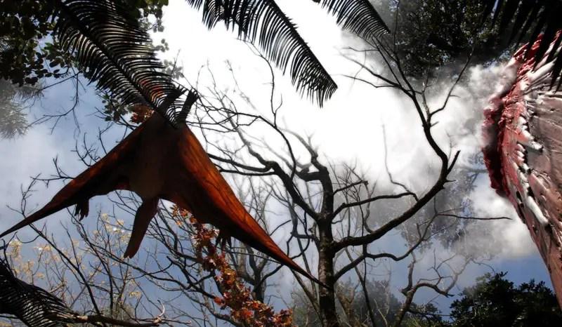 Zoológico de São Paulo apresenta exposição