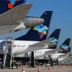 Azul, segundo a FlightStats, é  a companhia aérea mais pontual do Brasil em janeiro