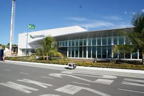Lâmpadas comuns são substituidas por LED no Aeroporto de Corumbá