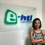 E-HTL anuncia a chegada de nova executiva de vendas