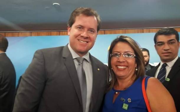 Irma Karla, presidente da Federação dos Guias de Turismo (Fenagtur), fala ao DIÁRIO