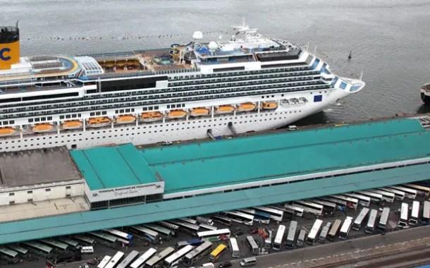 Concais alerta turistas sobre documentação para cruzeiros marítimos