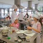 Escola de gastronomia em Curitiba (PR) abre curso de férias para crianças