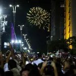 Reveillon na Paulista é aprovado por 95% dos entrevistados