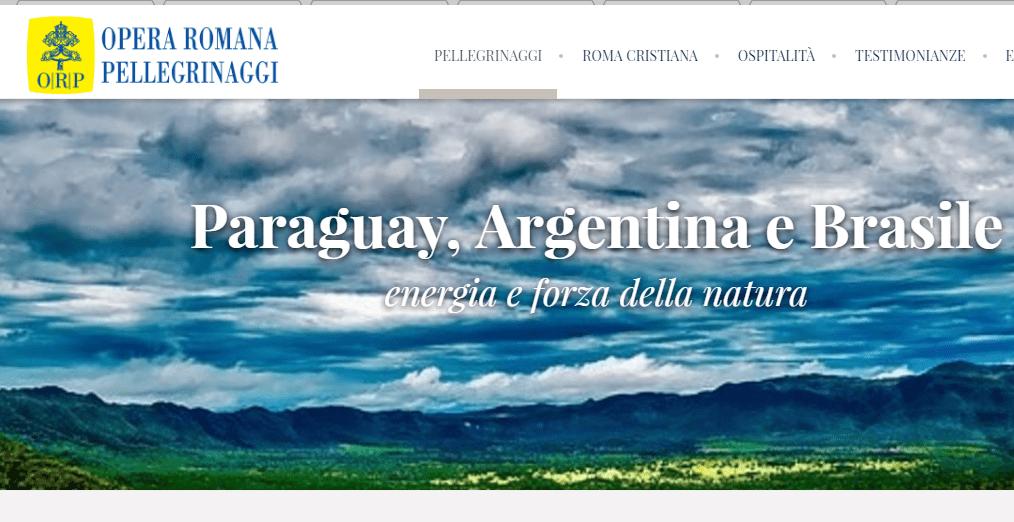 Operadora oficial do Vaticano inclui Brasil em catálogo