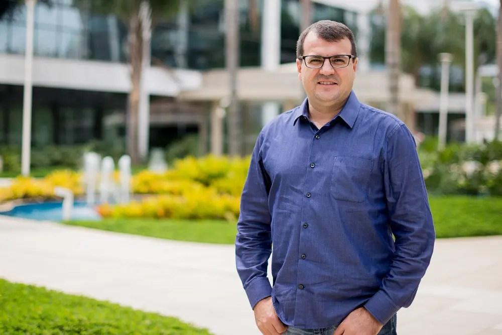 Ilson Bressan, VP de vendas do Peixe Urbano, fala ao DIÁRIO