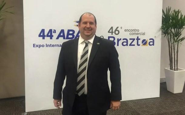 Hamilton Vasconcellos, presidente da Comissão de Turismo da OAB-RJ, fala ao DIÁRIO