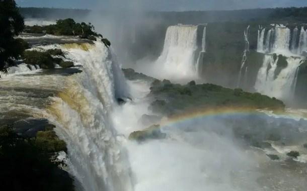 """Campanha """"Iguaçu tem a maior queda por você"""" será lançada em Curitiba"""