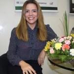 Érica Drumond, CEO da Vert Hotéis, fala ao DIÁRIO