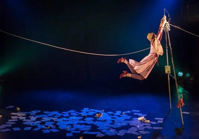 Começa em Campinas Festival Transversal dedicado à arte circense