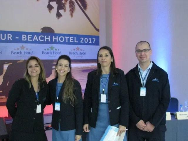 Rede Beach Hotel apresenta suas unidades do litoral paulista