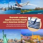 Bancorbrás e American Airlines firmam parceria até julho deste ano