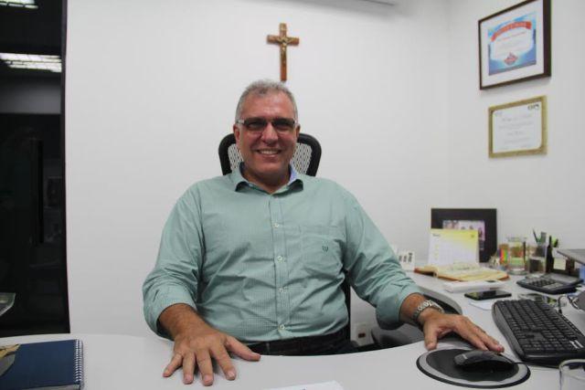 Carlos Pereira, Diretor de Turismo da BancorBrás (Foto: DT)