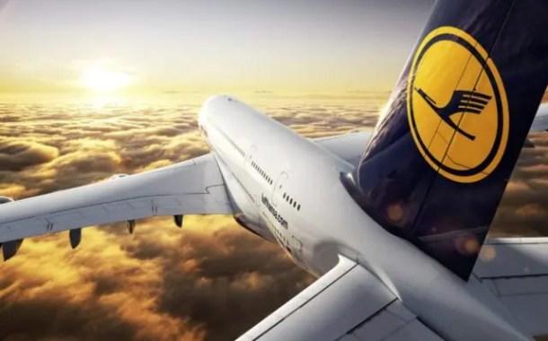 Lufthansa registra faturamento de 7,7 bilhões de euros no primeiro trimestre