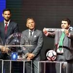 Bourbon Assunção Convention recebe sorteio da Copa Libertadores