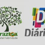 DIÁRIO é parceiro de mídia do Prêmio BRAZTOA de sustentabilidade