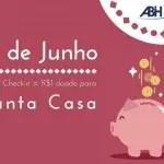Associados da ABIH-MG arrecadam doação para Santa Casa