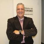 Silvio Luiz, da operadora chilena Seasons Travel, visita o DIÁRIO