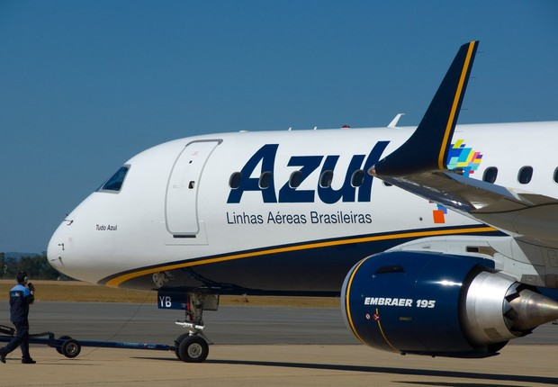 Azul inaugura voo Recife-Jericoacoara