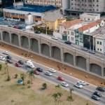 Arcos do Jânio são restaurados e entregues a São Paulo