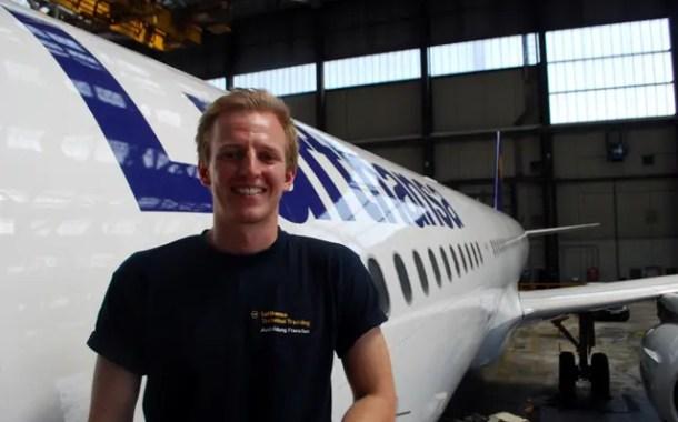 Lufthansa e sua aposta nos treinamentos e seleções relâmpagos