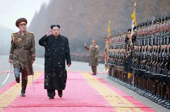 Coreia do Norte diz que sanções dos EUA