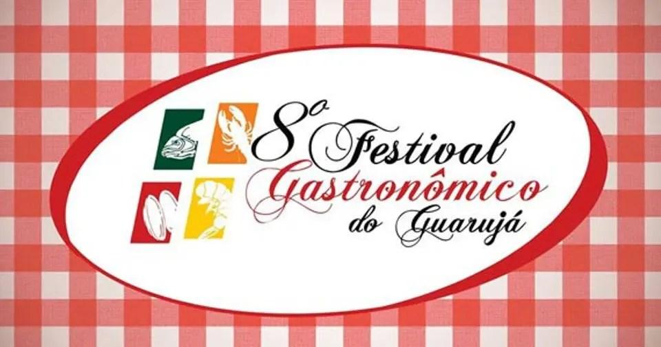 GCVB divulga 8º Festival Gastronômico de Guarujá