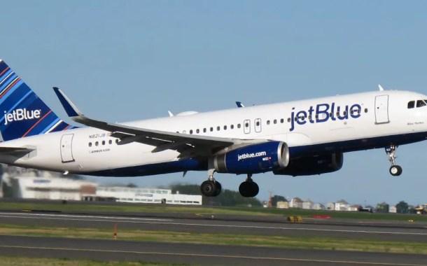 JetBlue e Azul constituem acordo de codeshare