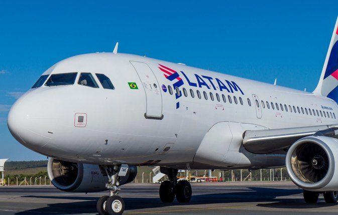 LATAM faz promoção em voos nacionais e internacionais nesse fim de semana