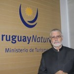 "Benjamin Liberoff, viceministro de Turismo do Uruguai: ""Estamos próximos a receber 1 milhão de brasileiros"""