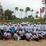 Iberostar participa do 'Dia Mundial de Limpeza de Praias'