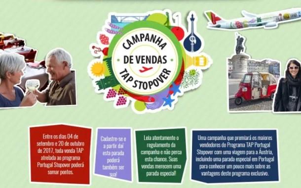 TAP lança campanha de vendas que premiará agentes de viagens