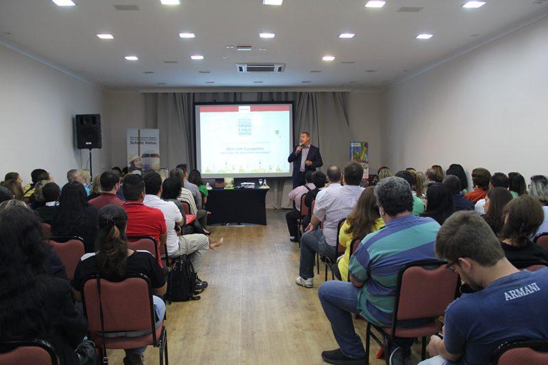 Workschultz: presença de mais de 80 agentes de viagens em São Paulo (Foto: DT)
